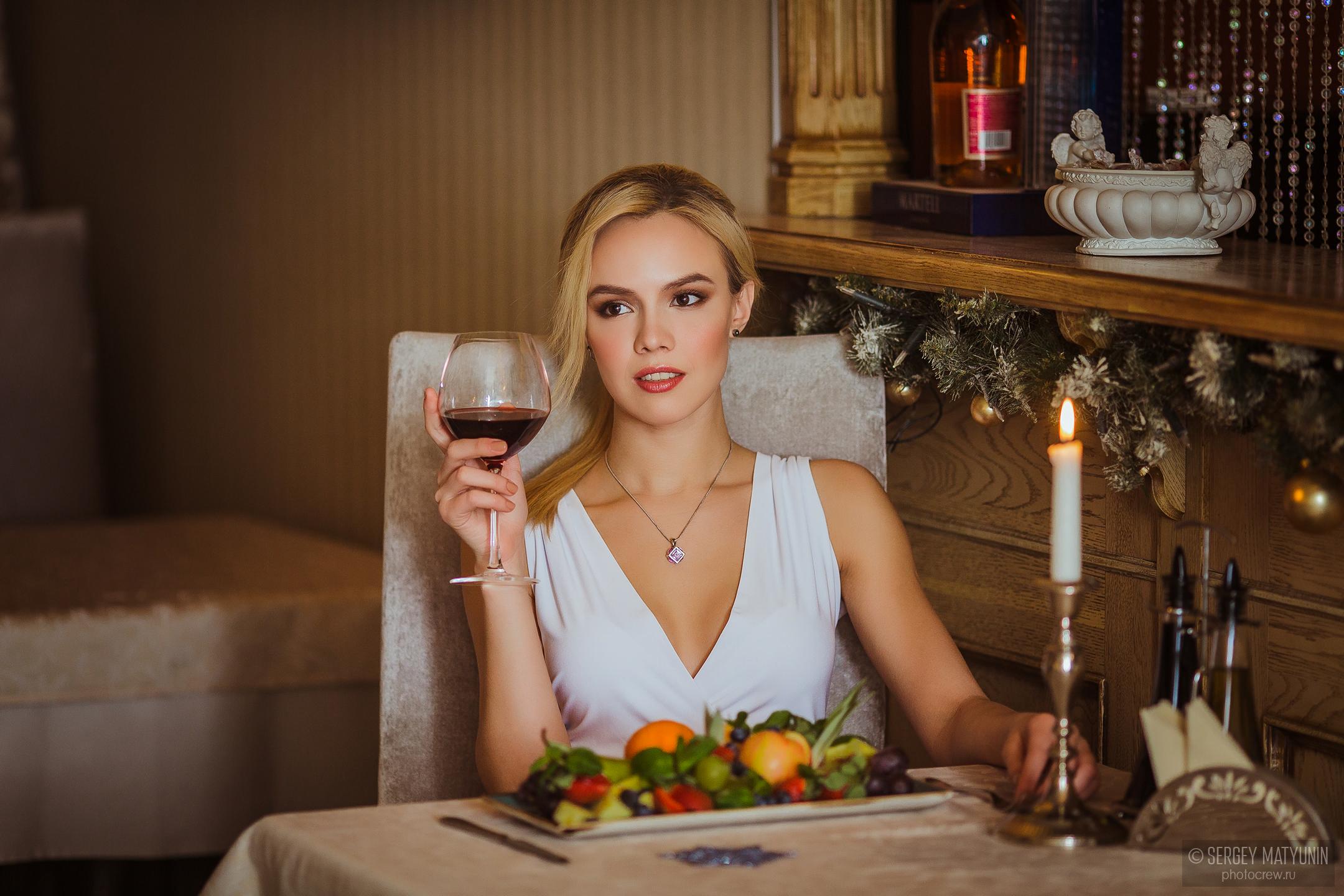 Идеи фотосессии в ресторане